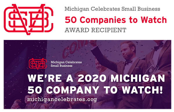 Michigan Top 50 Company to Watch